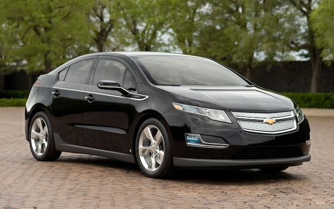 Kbb Says Chevrolet Volt Worth 17000 After 36 Months Chevrolet