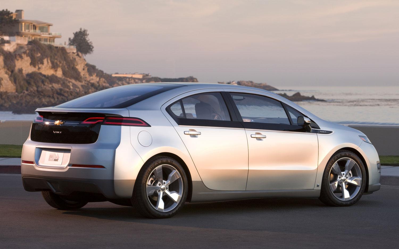 KBB Says Chevrolet Volt Worth $17,000 After 36 Months, Chevrolet ...