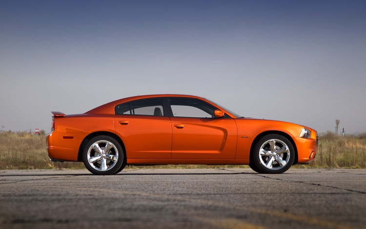2011 Dodge Charger R T Max Awd Editors Notebook Automobile Magazine