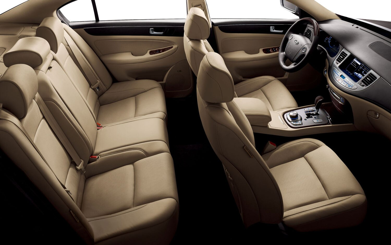 2011 Hyundai Genesis Sedan 4.6
