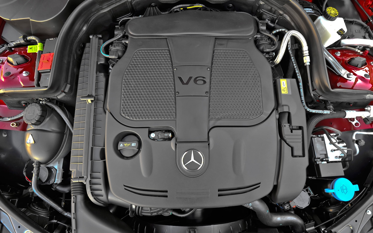 2012 Mercedes-Benz C250/C350 Coupe - First Drive
