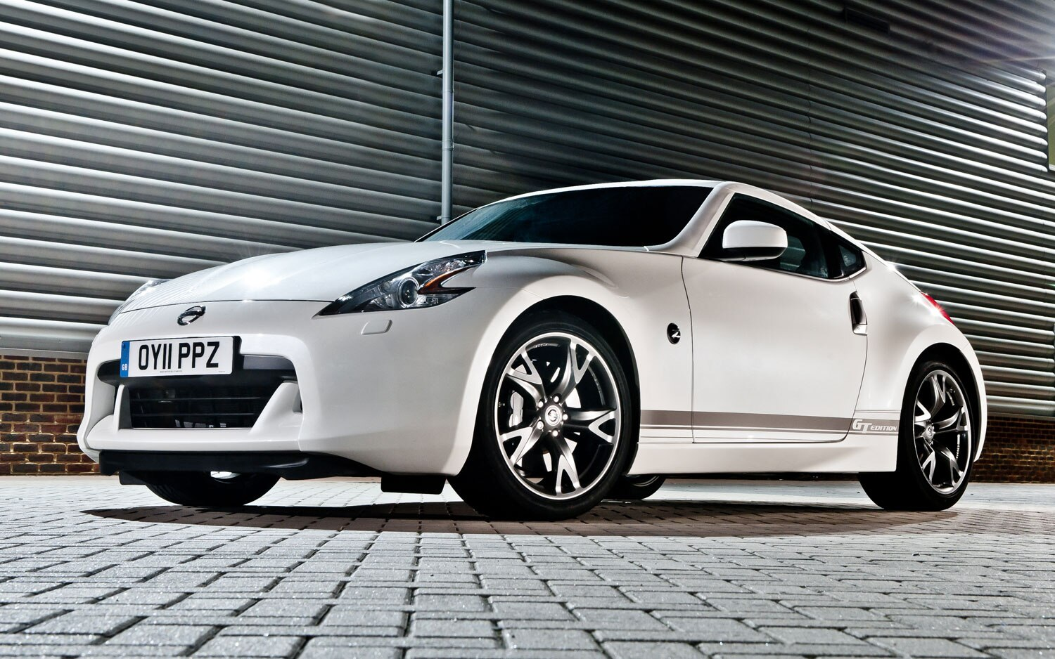 Nissan Unveils 370Z GT Edition to Mark 40 Years of Z Cars in Europe