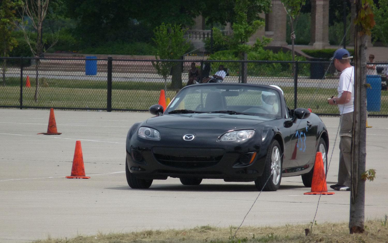 05 2011 Mazda Mx 5 Miata Front Left View2