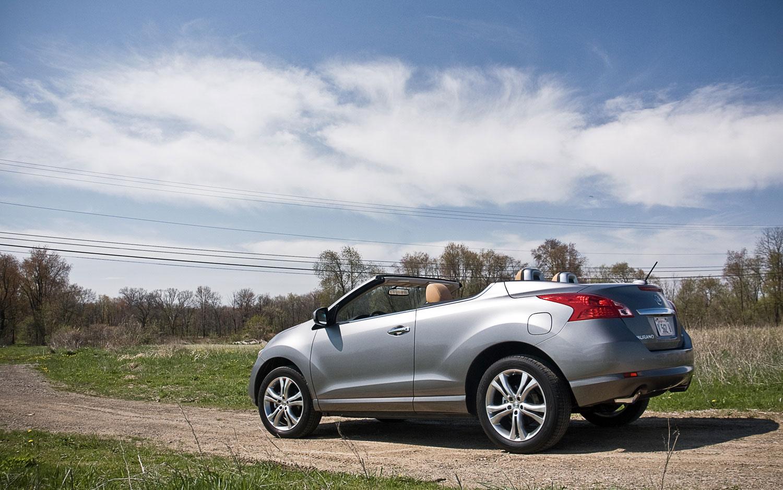 2011 Nissan Murano CrossCabriolet AWD - Editors' Notebook ...