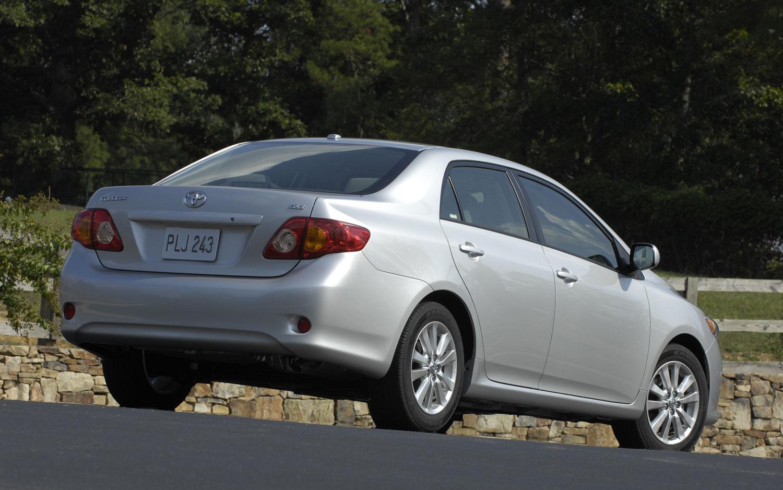 2011 Toyota Corolla Le Editors Notebook Automobile