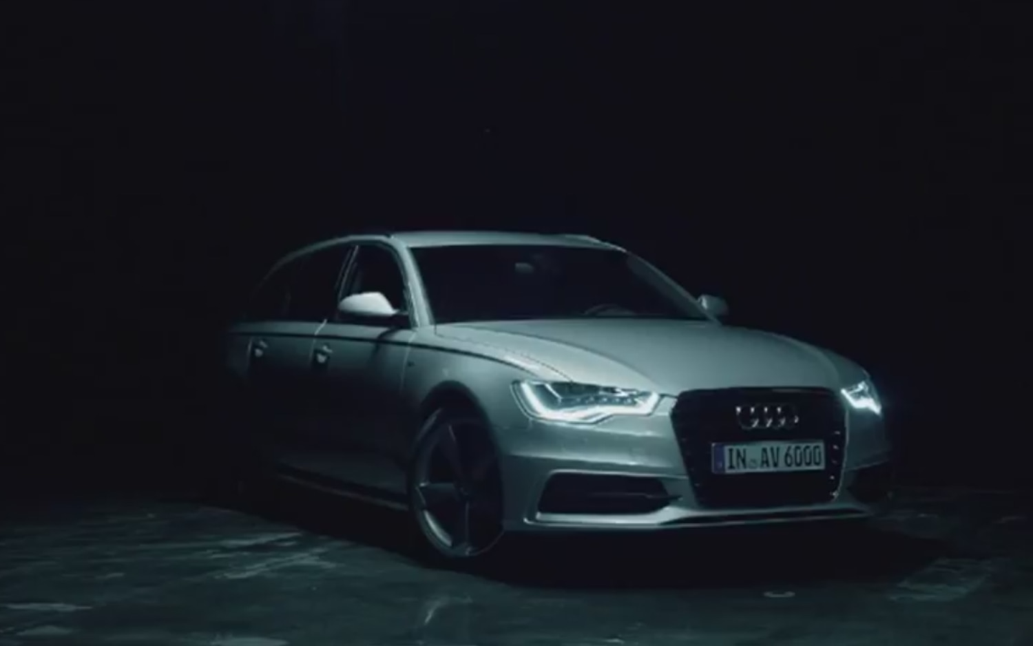Is Audis New A Avant Commercial RippingOff Chrysler - Audi commercial
