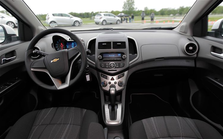 2012 Chevrolet Sonic First Drive Automobile Magazine. Chevrolet. Chevy Sonic Front Suspension Diagram At Scoala.co