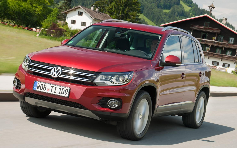 2012 Volkswagen Tiguan First Drive Automobile Magazine