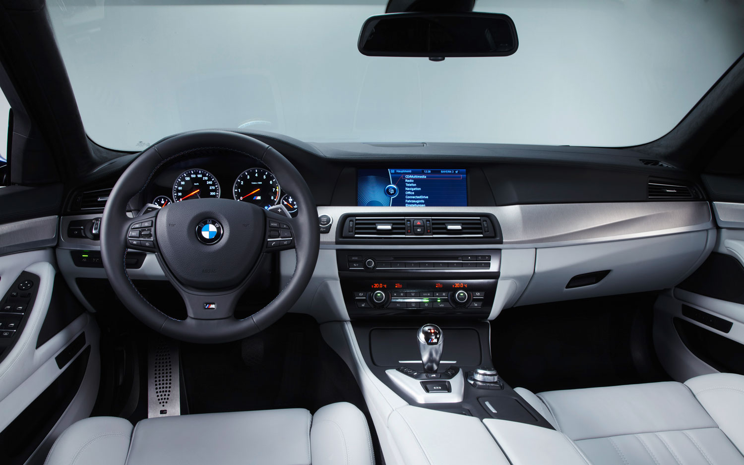 2012 BMW M5 - First Look - Automobile Magazine