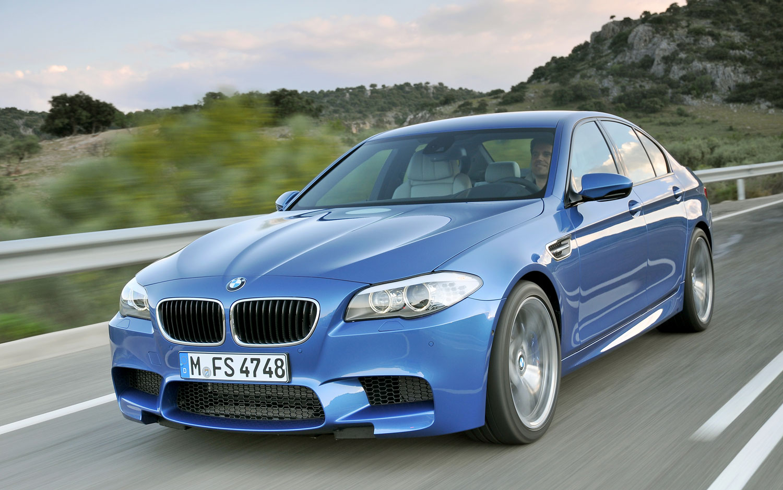 2012 Bmw M5 First Look Automobile Magazine