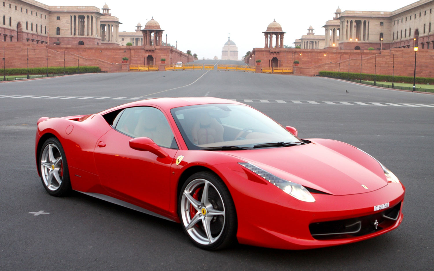 New Delhi Home To Ferrari S First Dealership In India