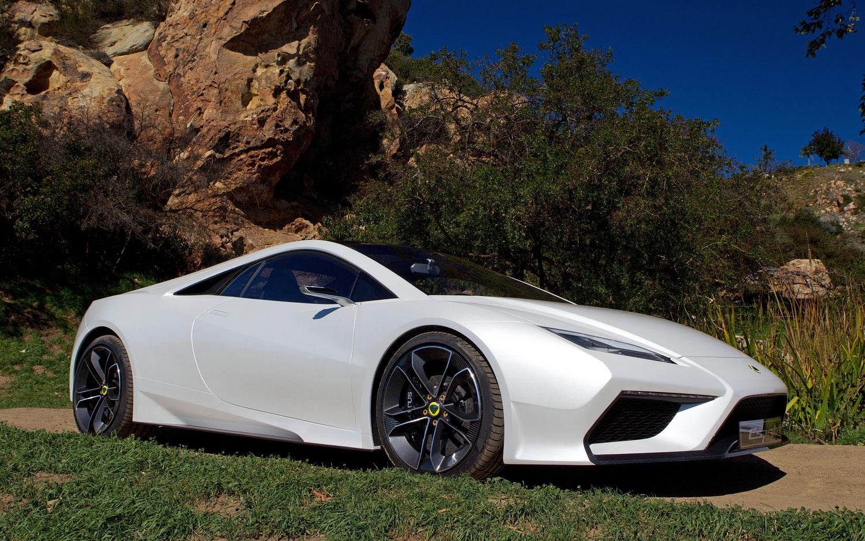 Lotus Esprit Profile1