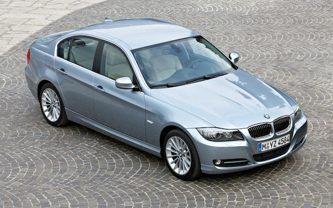 BMW Launches Performance Edition Upgrade for 335i Sedan