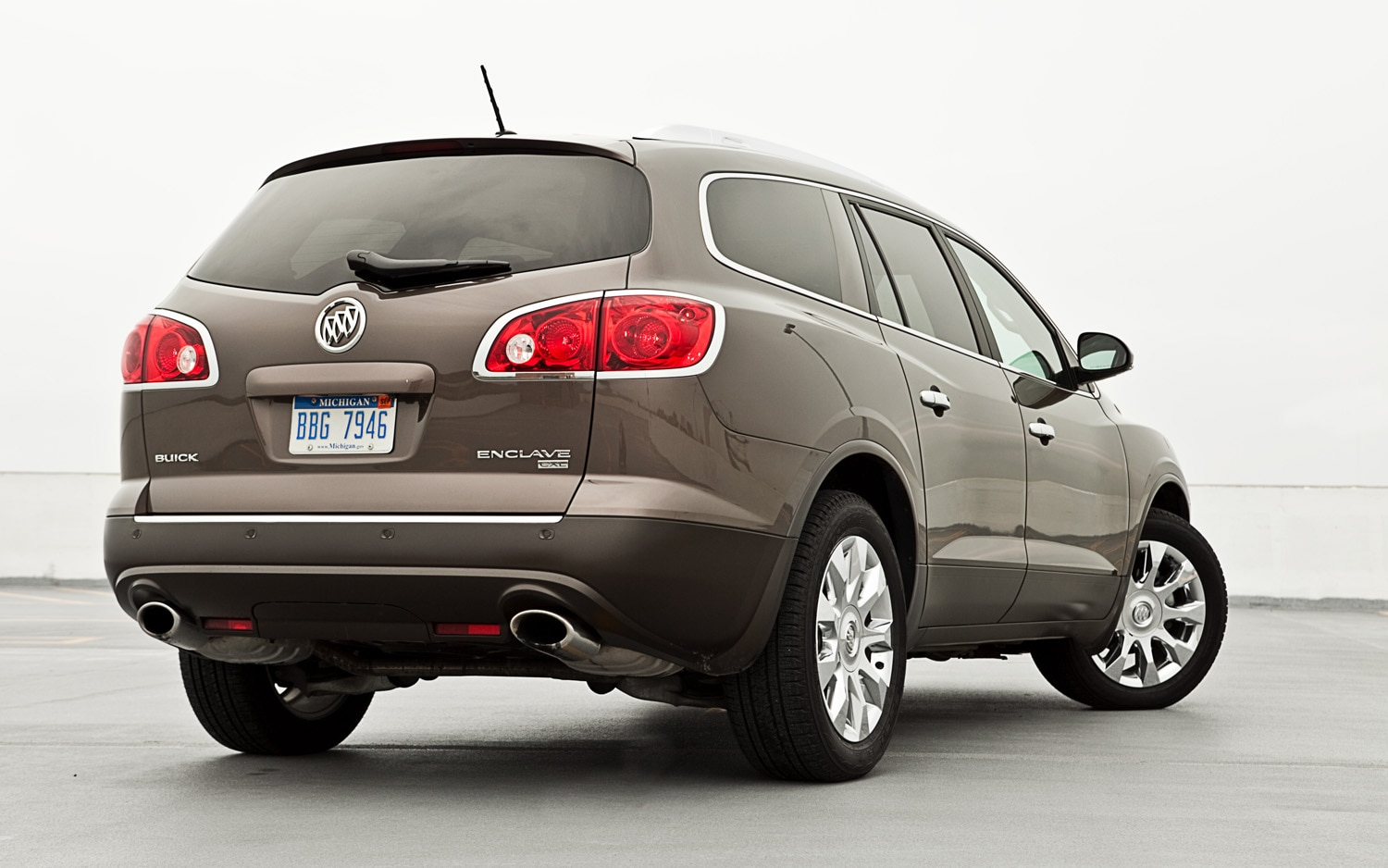 2011 Buick Enclave CXL-2 AWD - Editors' Notebook ...