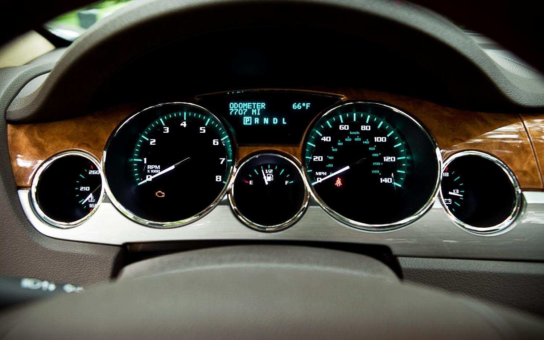 2011 Buick Enclave CXL-2 AWD - Editors' Notebook ...