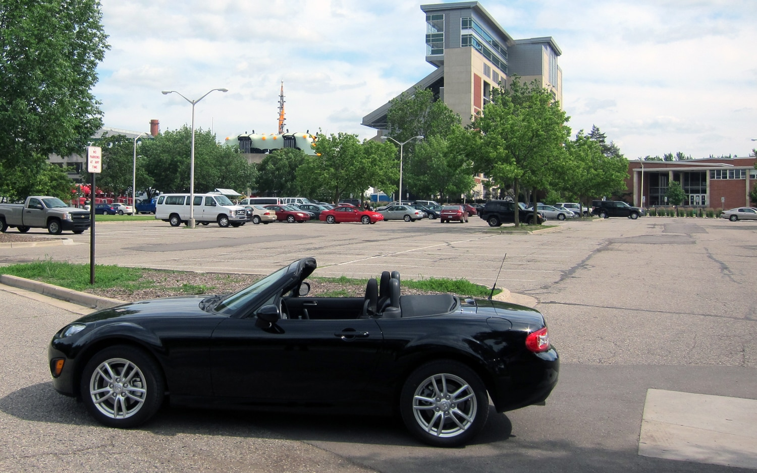 2011 Mazda Mx 5 Miata Left Side View 24