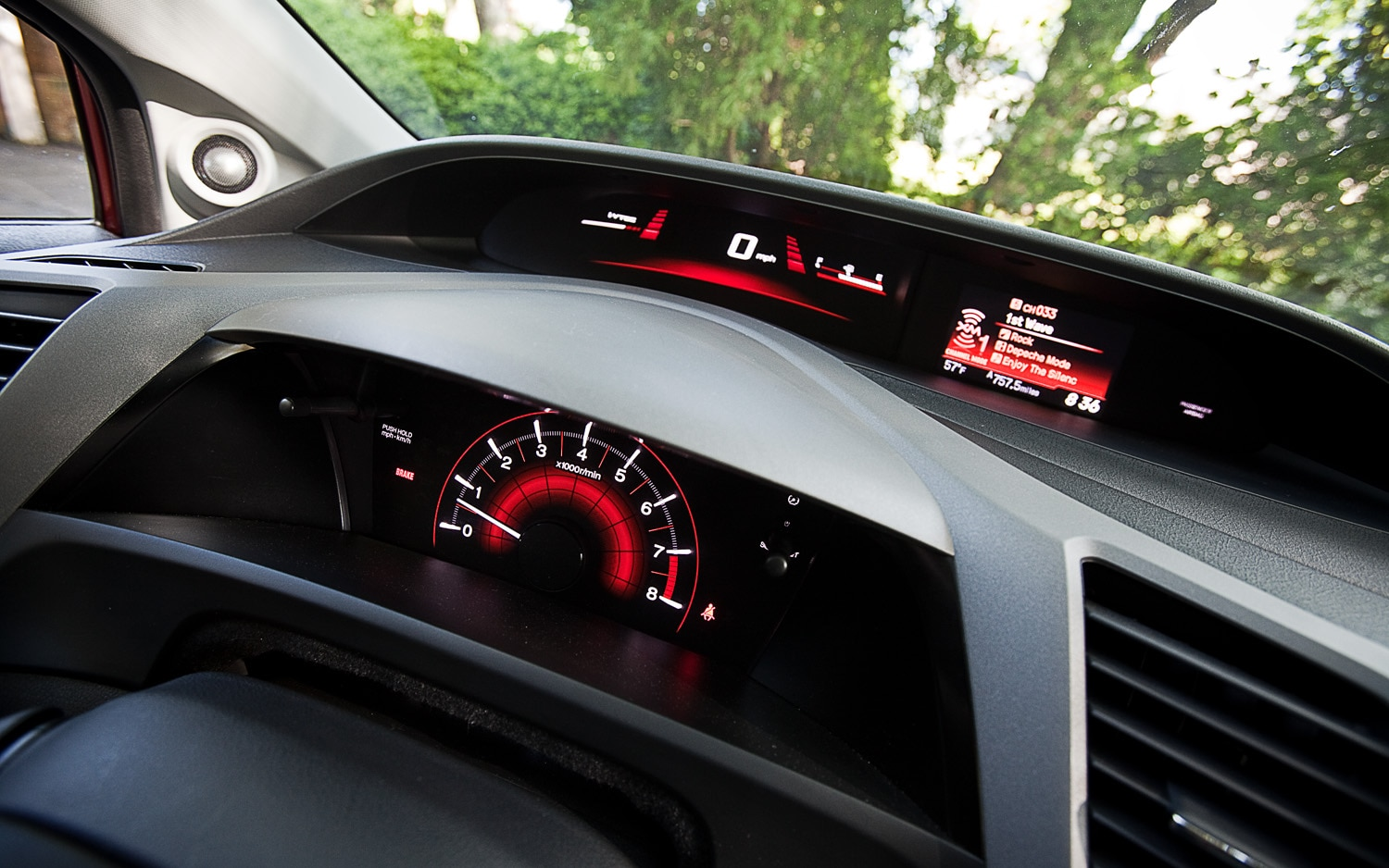 2012 Honda Civic Si Coupe With Navigation Editors