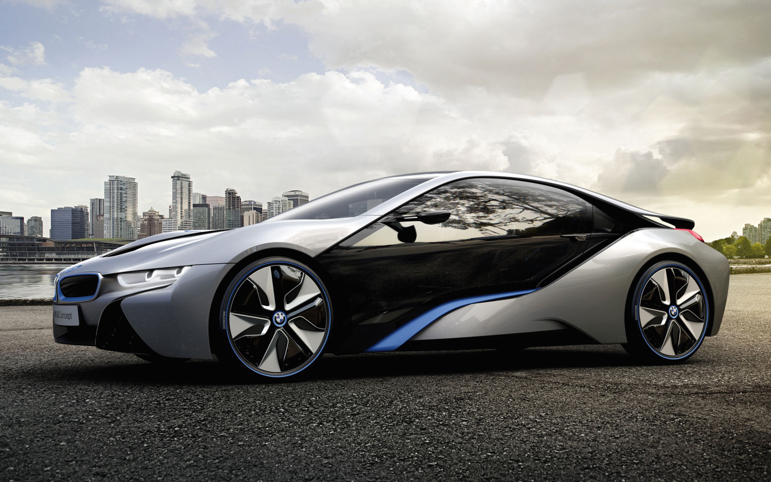 Bmw I8 Concept First Look Automobile Magazine