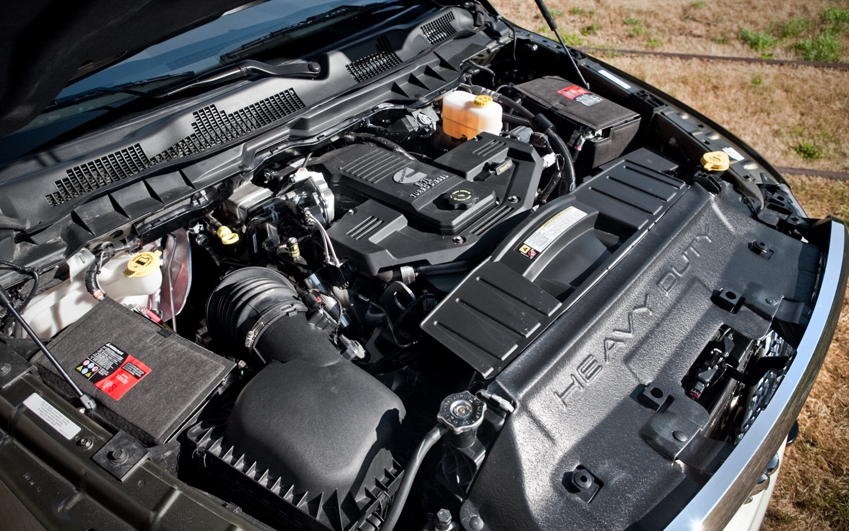 2011 Dodge Ram 3500 Laramie Longhorn Crew Cab 4x4 - Editors' Notebook - Automobile Magazine
