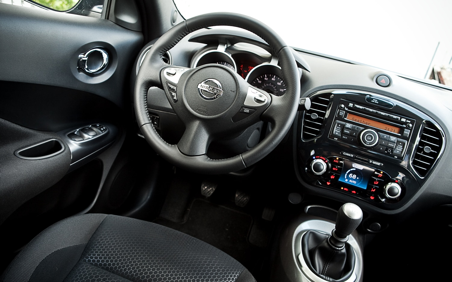 2011 Nissan Juke Sv Fwd M  T - Four Seasons Introduction