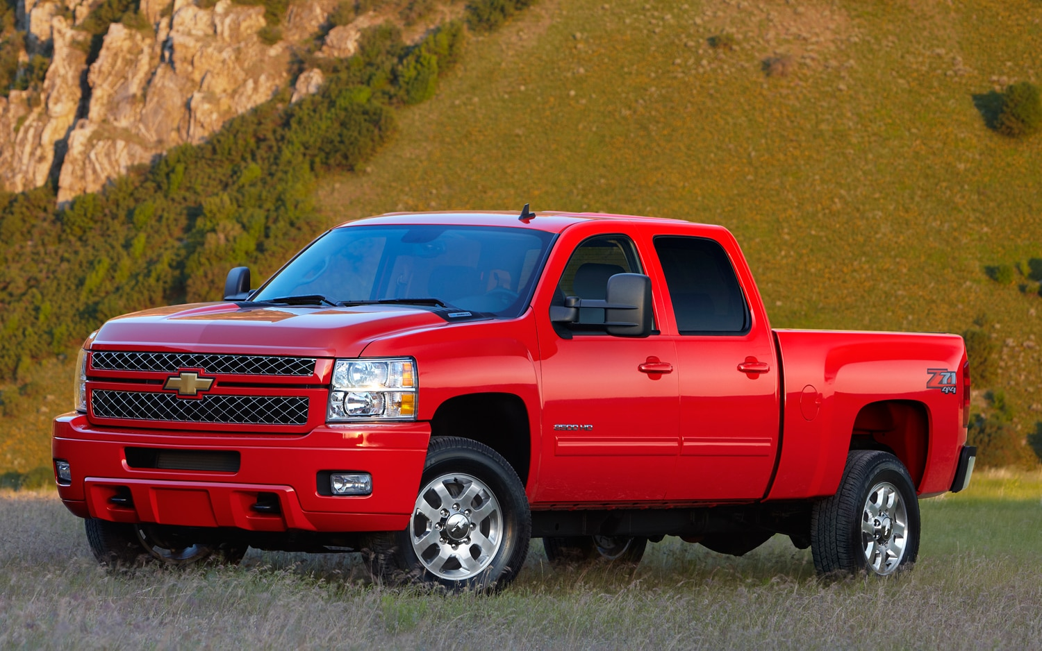 Pickup 2012 chevy pickup : 2012 Chevrolet Silverado Gets with New Appearance Packages, Wi-Fi