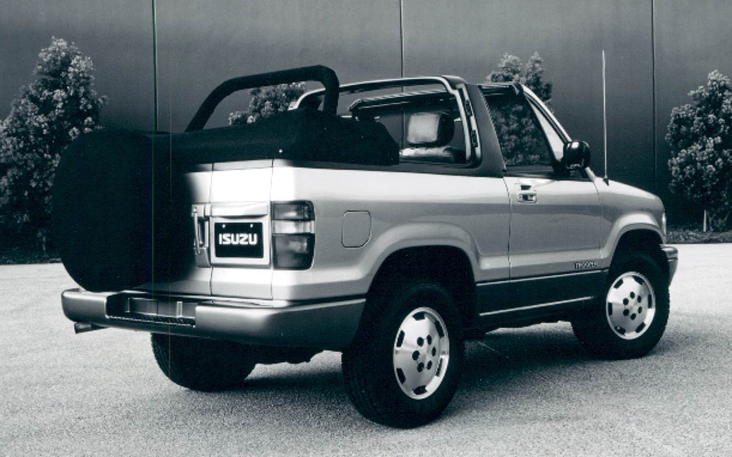 Friday S Forgotten Concepts Isuzu S Convertable Crossovers
