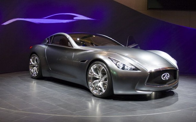 Infiniti Mid Engine Electric Sports Car Coming To Geneva In 2012