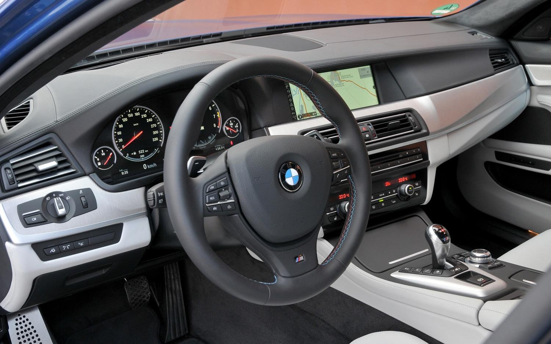 2012 BMW M5 First Drive - Automobile Magazine