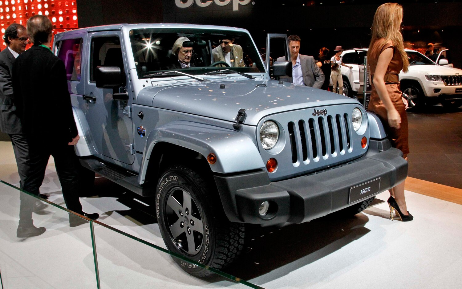 first look: 2012 jeep wrangler arctic edition - automobile magazine