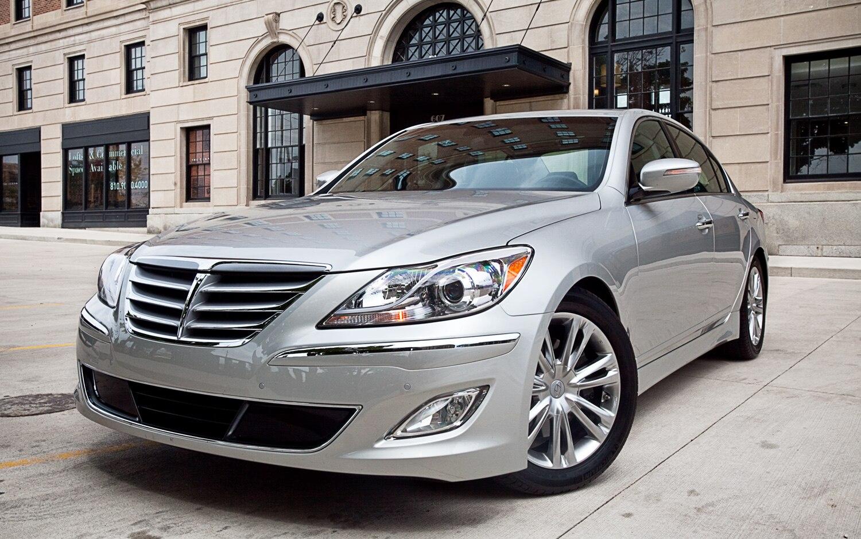 2012 Hyundai Genesis 3 8 Editors Notebook Automobile
