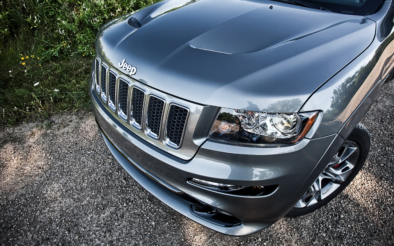 2012 Jeep Grand Cherokee Srt8 Editors Notebook