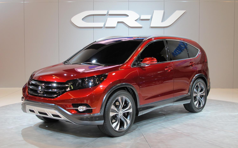 Honda Debuts Cr V Concept With New Engine In California Open Fuse Box Crv 2007 Show More