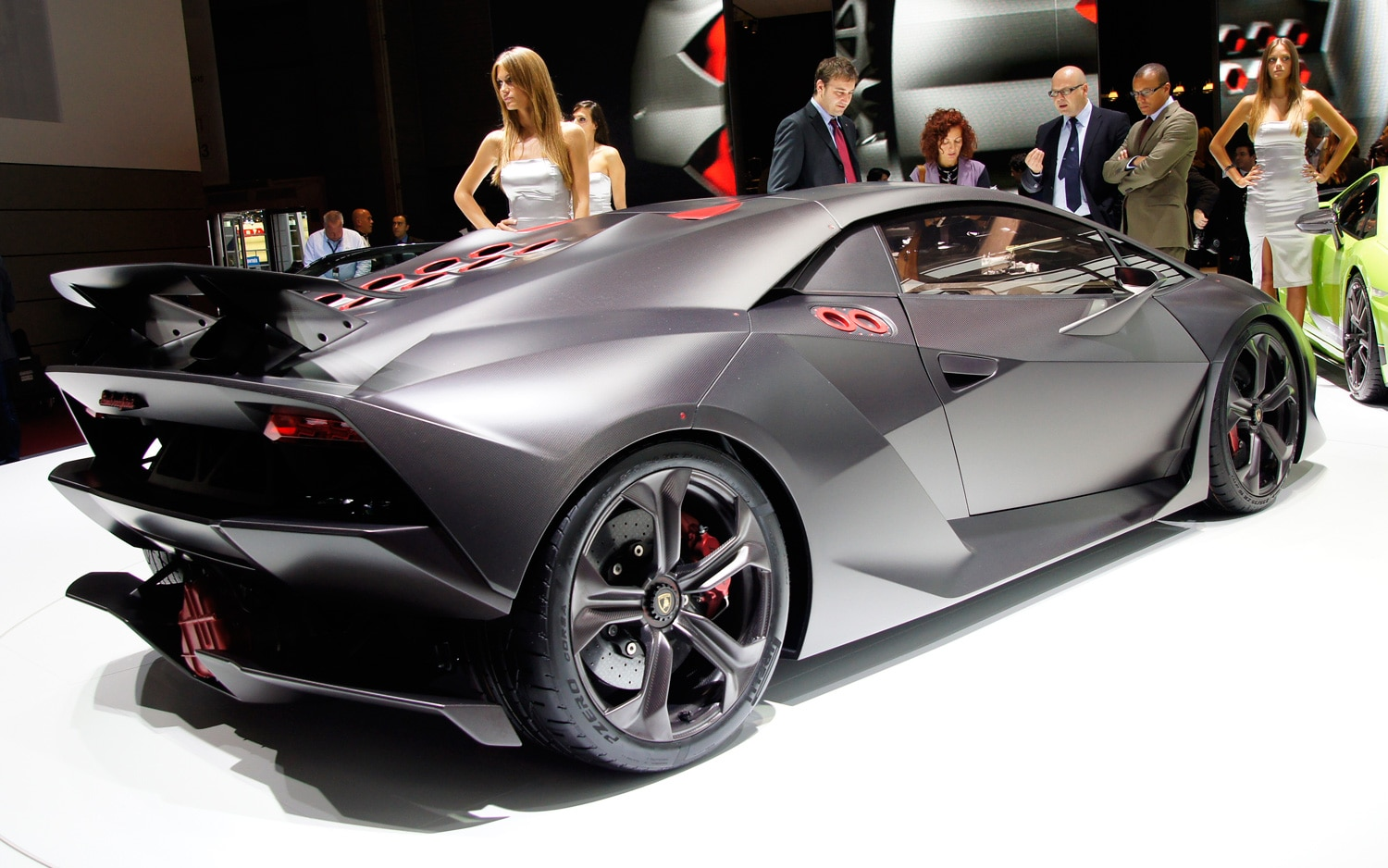 Just Listed 2011 Lamborghini Sesto Elemento Automobile Magazine