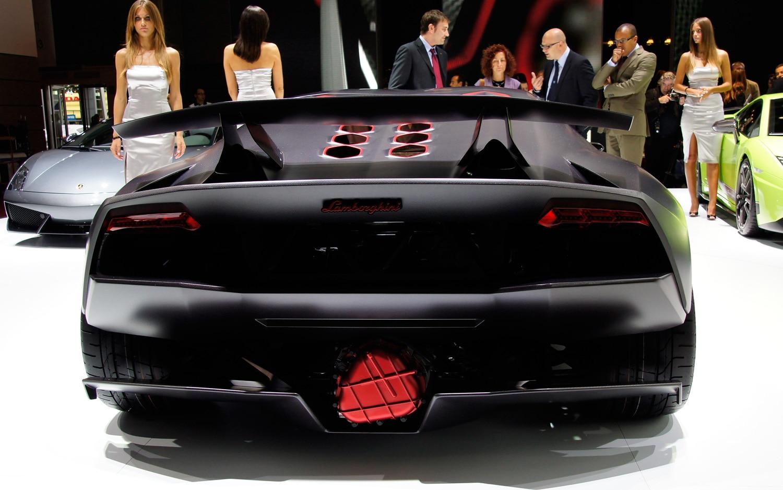 Frankfurt 2011 Lamborghini Sesto Elemento Is Like A Motorcycle