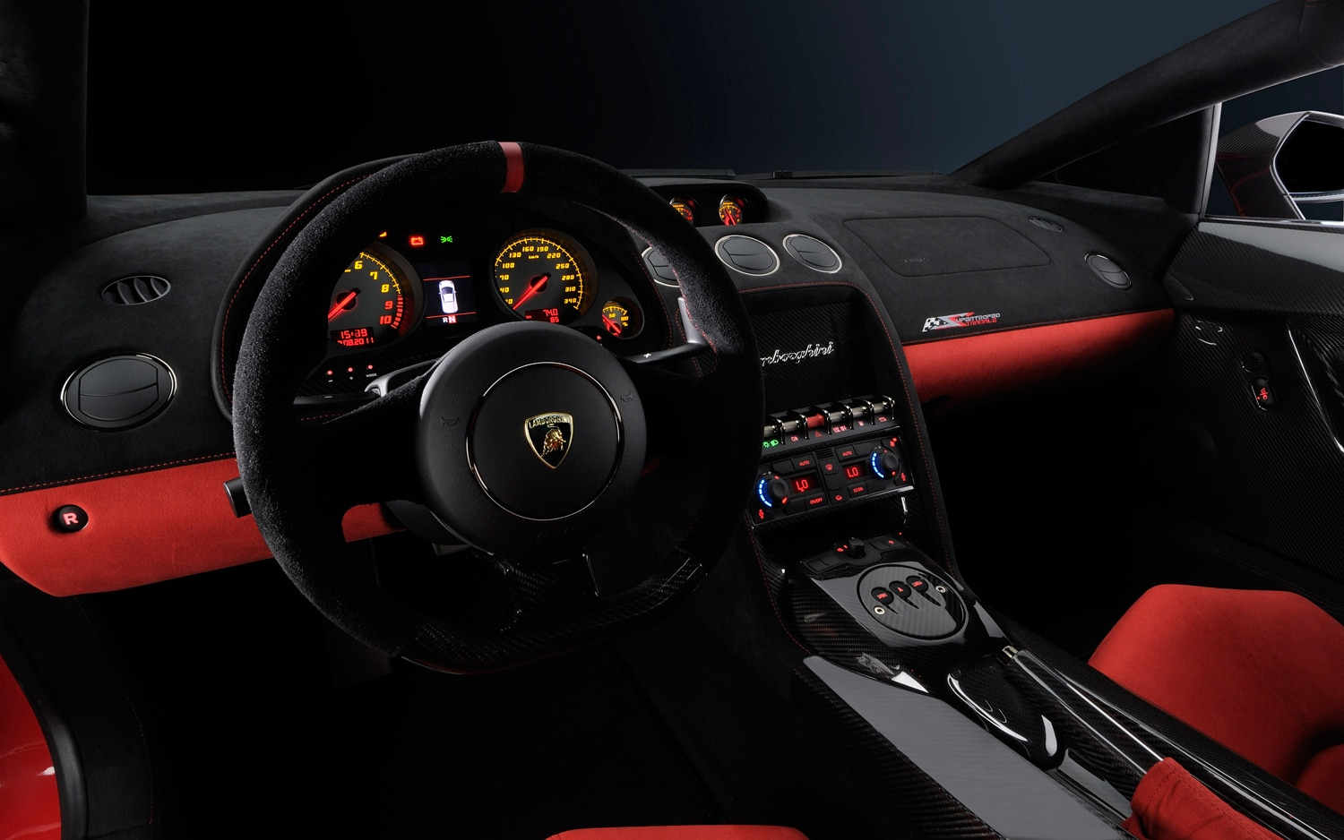 Lamborghini Gallardo Lp570 4 Super Trofeo Stradale First Look
