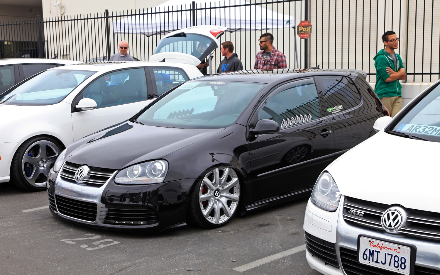 2004 and 2008 Volkswagen R32 and 2013 Volkswagen Golf-R - Automobile