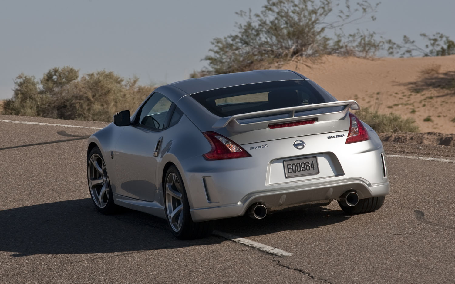 2012 Nissan 370Z to Start at $32,210