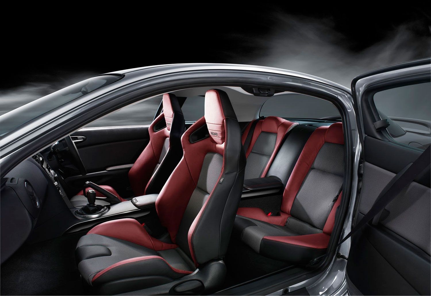 High Quality 2012 Mazda RX 8 SPIRIT R Interior