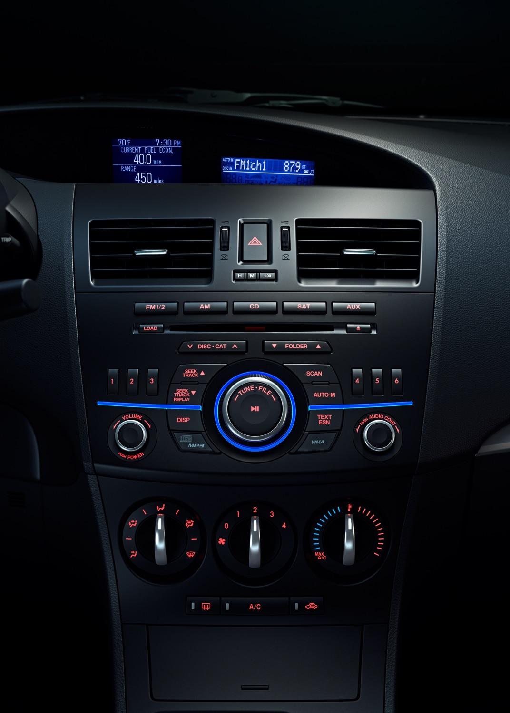 First Drive: 2012 Mazda3 i Grand Touring SkyActiv-G Sedan ...
