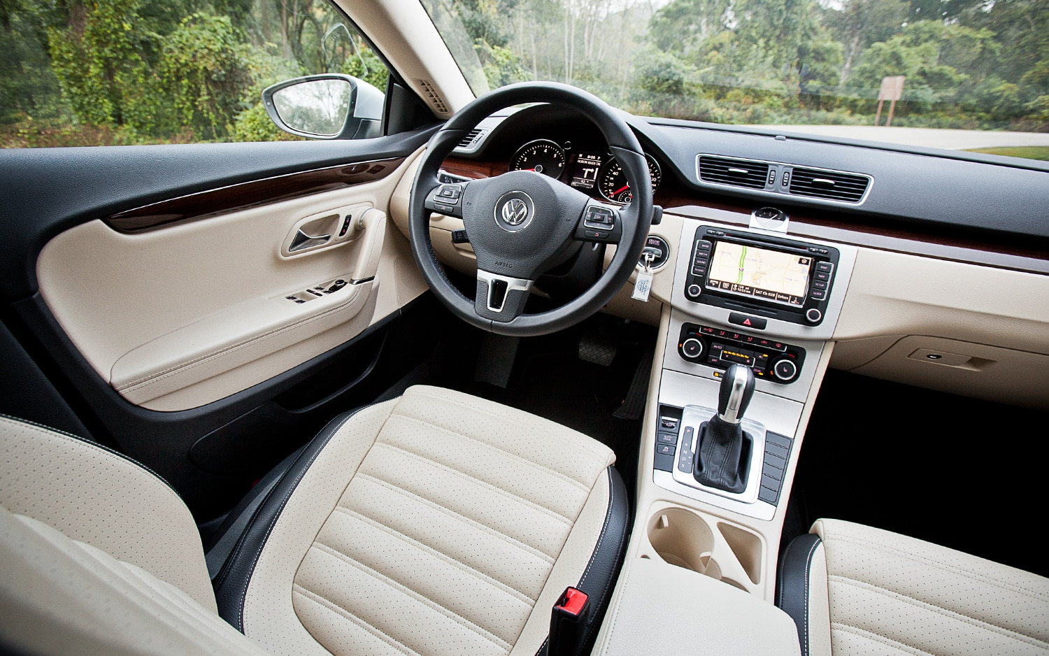 2012 Volkswagen CC LUX Limited - Editors' Notebook - Automobile Magazine