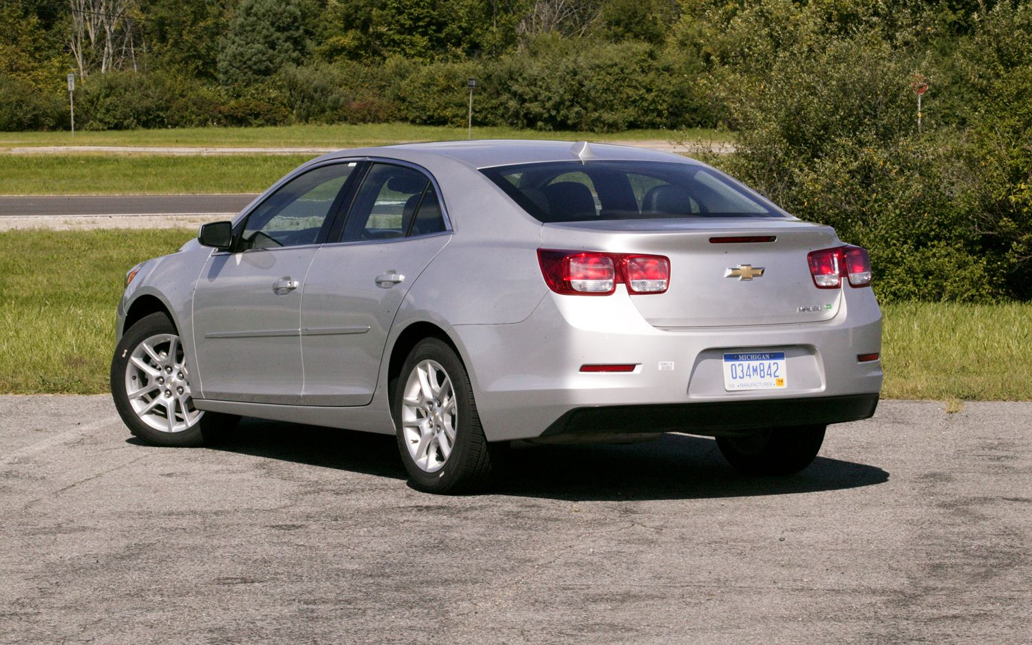 2013 Chevrolet Malibu Launches In Korea Motortrend