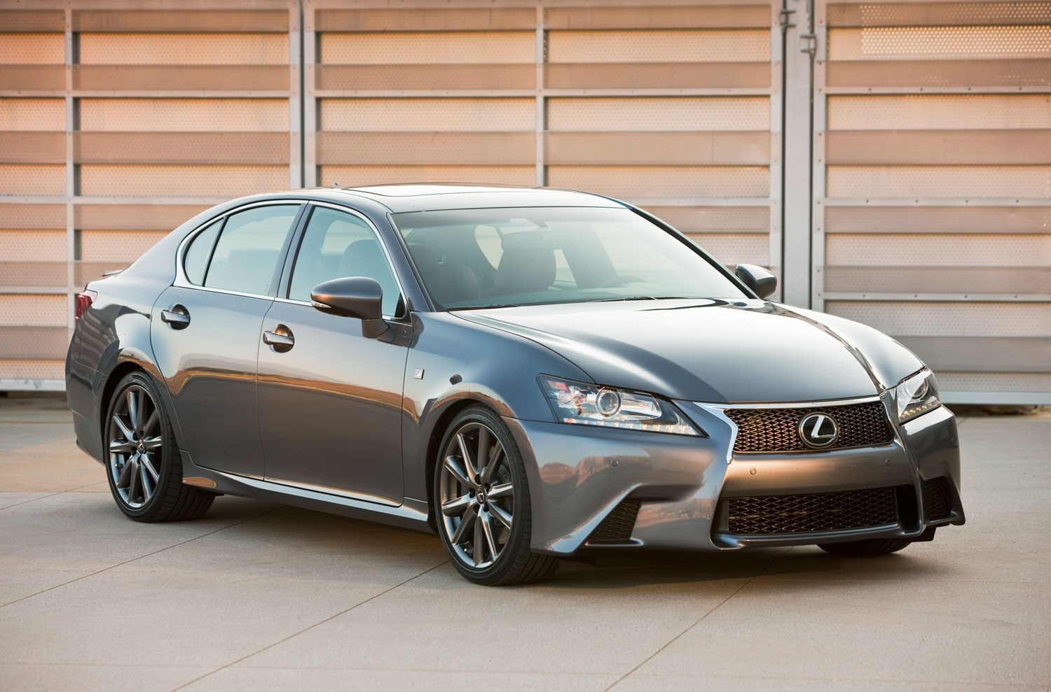 Lexus to Show 2013 GS 350 F SPORT and Other Custom Cars at SEMA ...