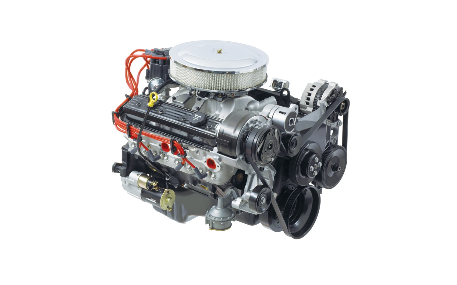 Chevrolet Engine Size Chart ✓ All About Chevrolet