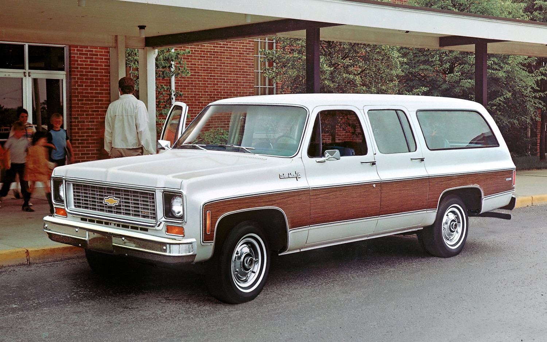 The Chevrolet 100 - Automobile Magazine