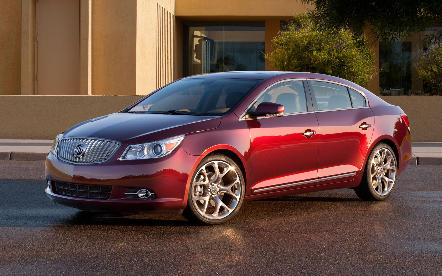 First Look: 2012 Buick LaCrosse GL Concept - Automobile ...