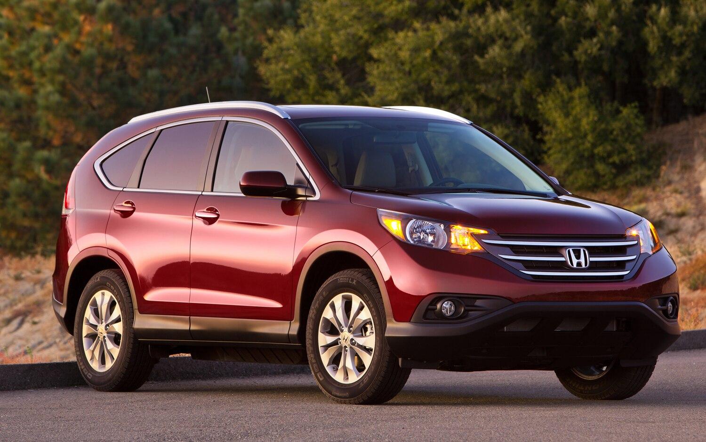 2012 Honda Cr V First Drive Automoblie Magazine