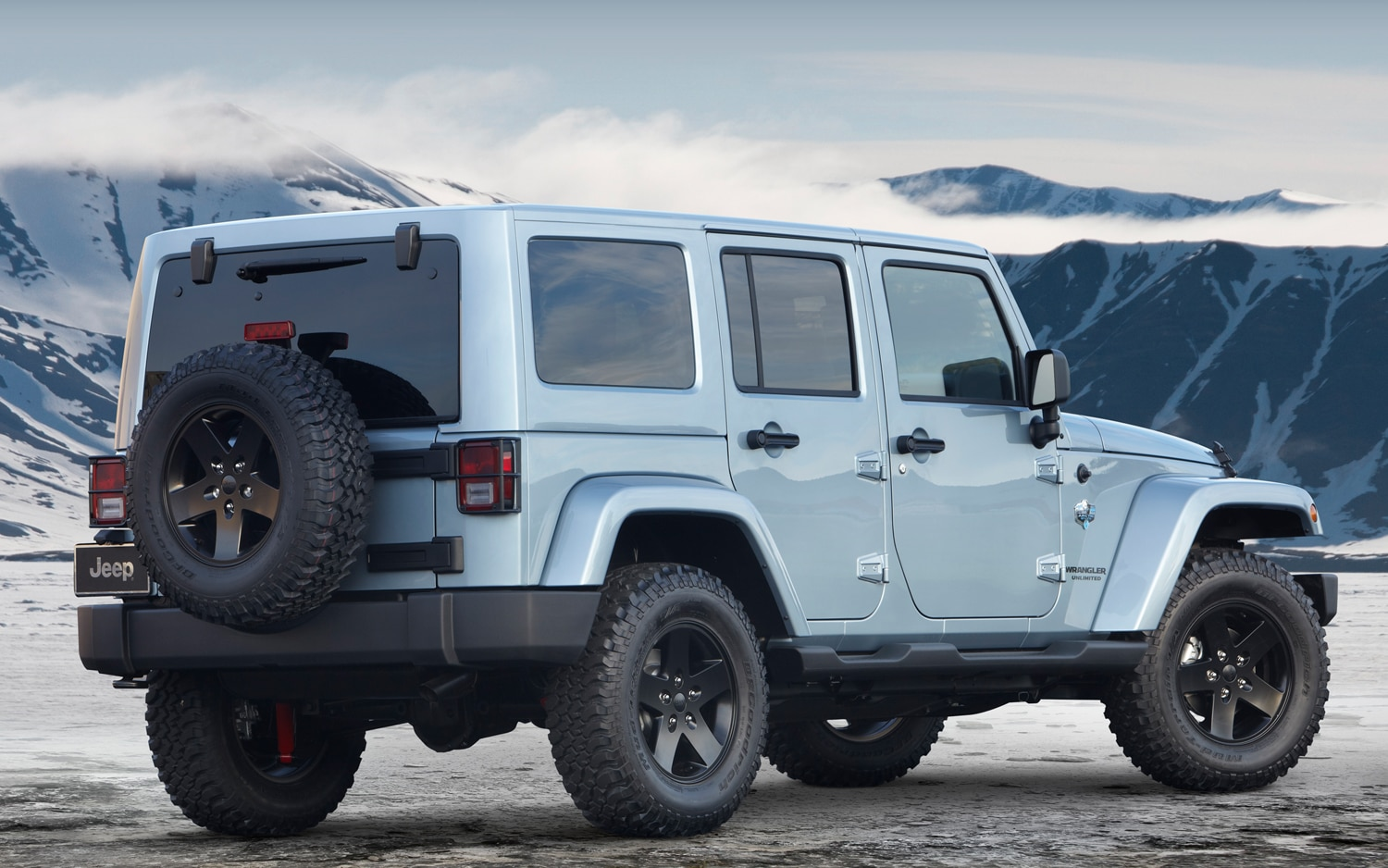Jeep Liberty Mpg >> Jeep Brings Arctic Edition Package To U.S.-Spec 2012 ...