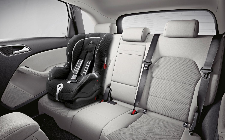 2012 Mercedes-Benz M-Class, B-Class Get New Accessory Options