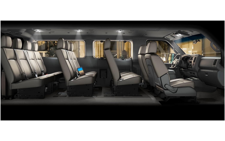 Nissan Passenger Van >> Bring the Whole Family: Nissan Launches 12-Seat NV3500 HD Passenger Van