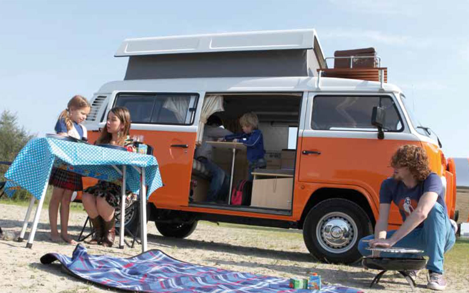 Bus To The Future Vw Selling New Old Microbus Campers In Europe